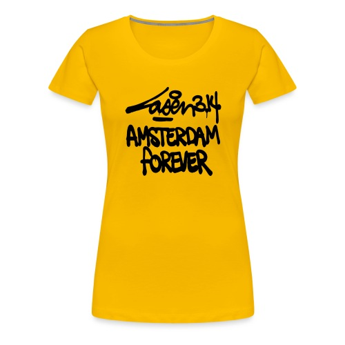 amsterdamforever Iphone - Women's Premium T-Shirt