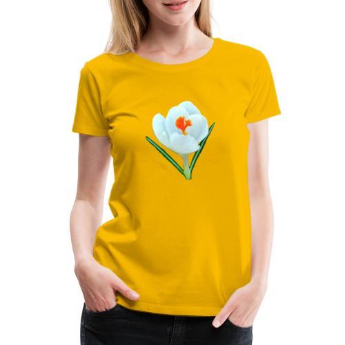 TIAN GREEN - Krokuss 2020 - Frauen Premium T-Shirt