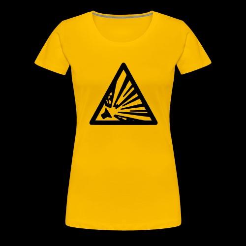 laud23 symbol 03 - Women's Premium T-Shirt