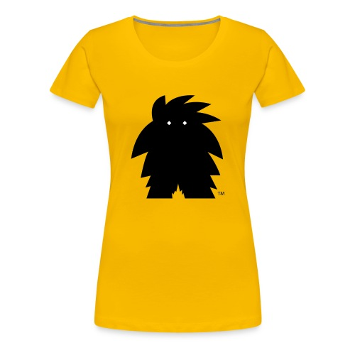 WET MONSTER koszulka damska - Koszulka damska Premium