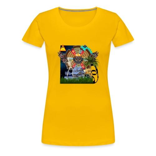 SECONDINDO - Maglietta Premium da donna
