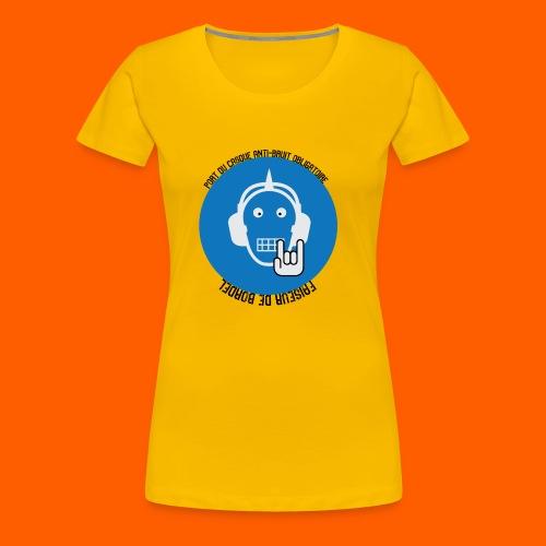 Tee-Shirt Bordel Homme - T-shirt Premium Femme