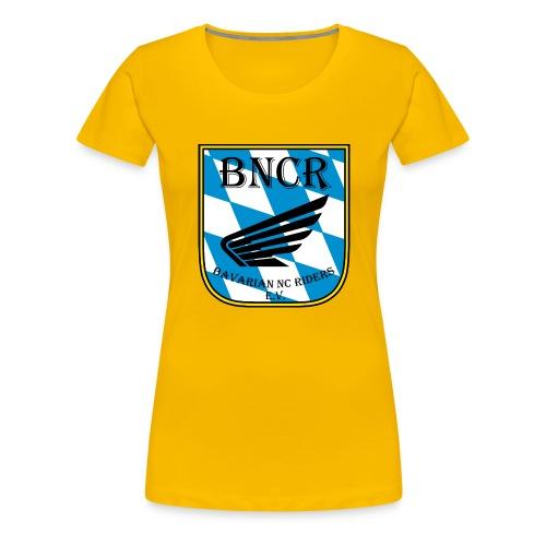 e.V. Bekleidung - Frauen Premium T-Shirt
