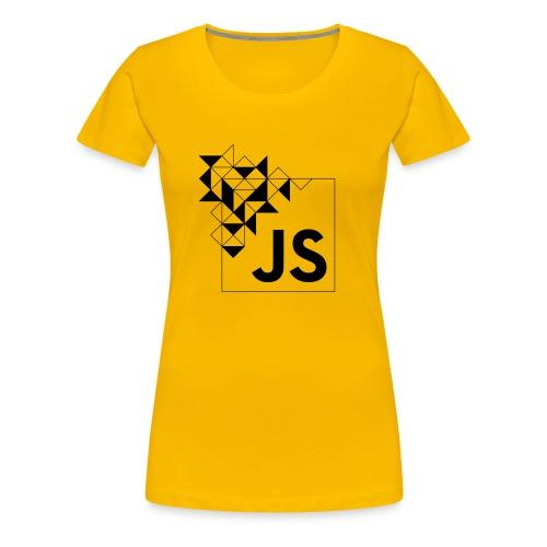 JSConf Budapest - Women's Premium T-Shirt