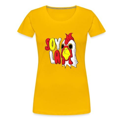 Soy La Turuleca Para Mujer - Camiseta premium mujer