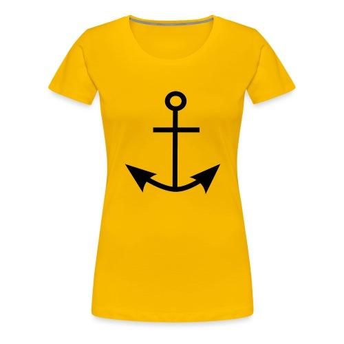 ANCHOR CLOTHES - Women's Premium T-Shirt