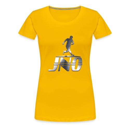 JNO Logo - Women's Premium T-Shirt