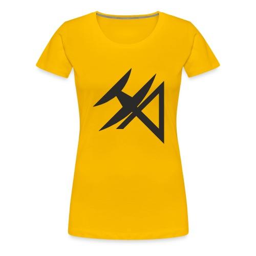 logo HA NEGRO - Women's Premium T-Shirt