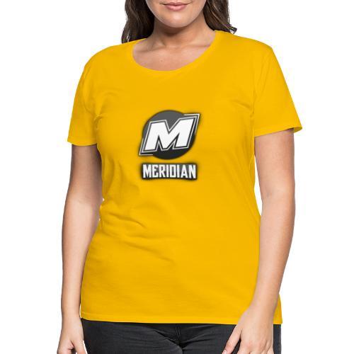 Meridian Merch - Frauen Premium T-Shirt
