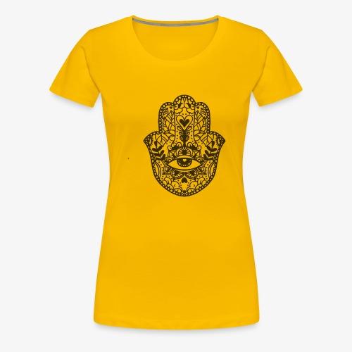 mandala4 - Women's Premium T-Shirt