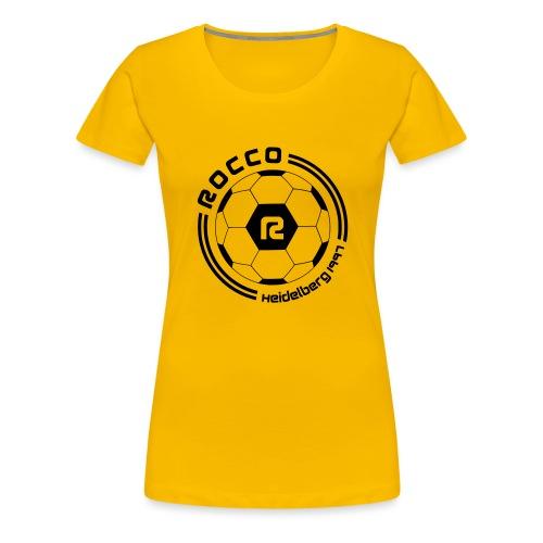 R WAPPEN SW - Frauen Premium T-Shirt