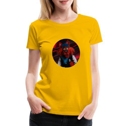 Roméo puppet - T-shirt Premium Femme