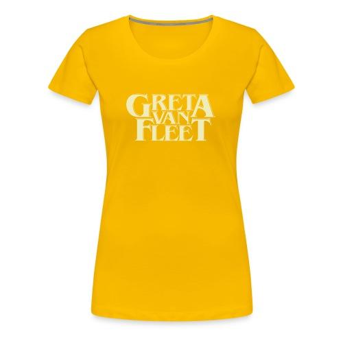 greta van fleet band tour - T-shirt Premium Femme