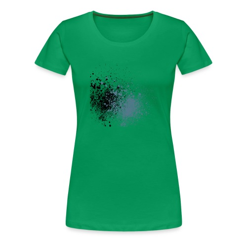färger - Premium-T-shirt dam