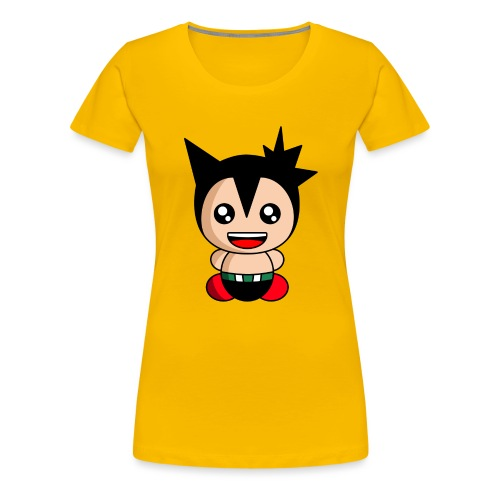 Garçon de l'espace - T-shirt Premium Femme