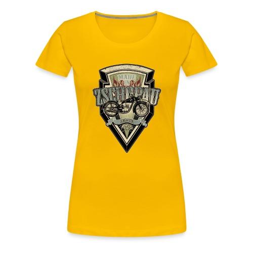 RT125 - Frauen Premium T-Shirt