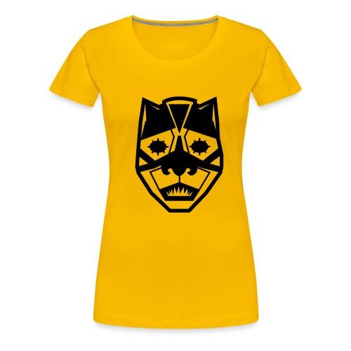 Mask Black - Maglietta Premium da donna
