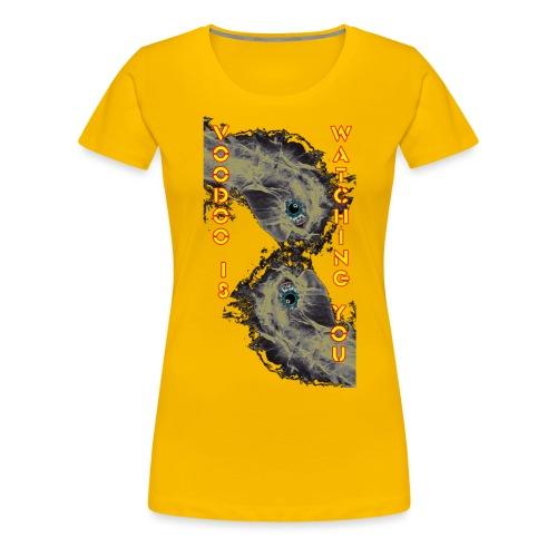 voodoo-design - Frauen Premium T-Shirt