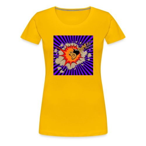 LOGO CANAL - Women's Premium T-Shirt
