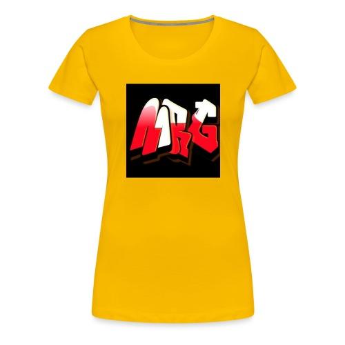 MiniRageGamer Official Merchandise - Women's Premium T-Shirt