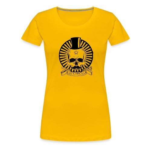El circo - Camiseta premium mujer