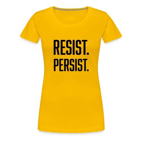 persisted - Premium-T-shirt dam