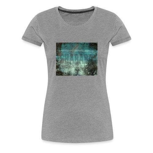 Shababa Tshirt - Dame premium T-shirt