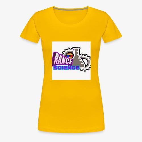 Rancescience logo - Women's Premium T-Shirt