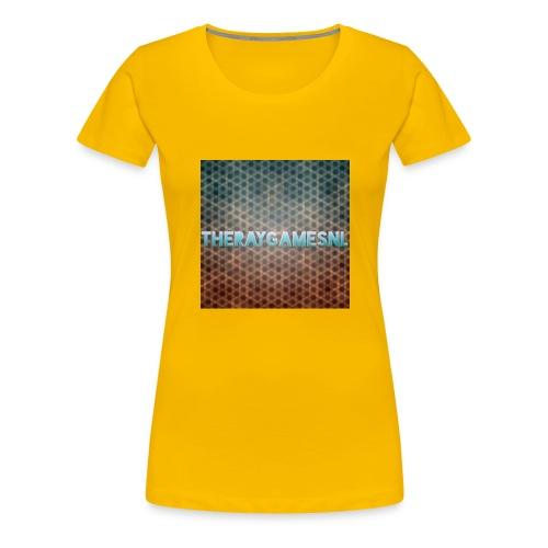 TheRayGames Merch - Women's Premium T-Shirt