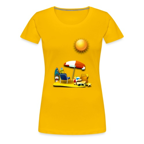 ESTATE - Maglietta Premium da donna