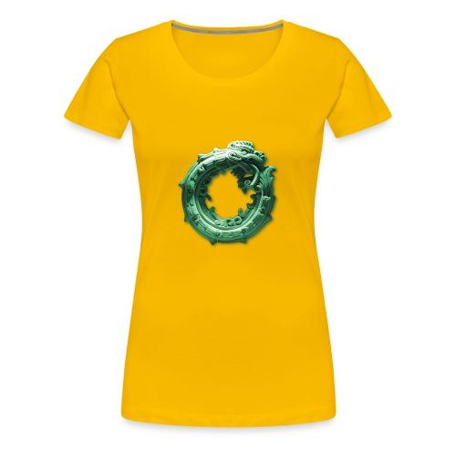 Quetzalcóatl - Camiseta premium mujer