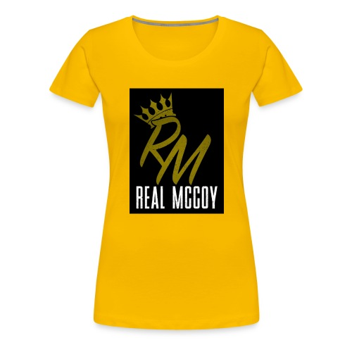 RM LOGO - Women's Premium T-Shirt