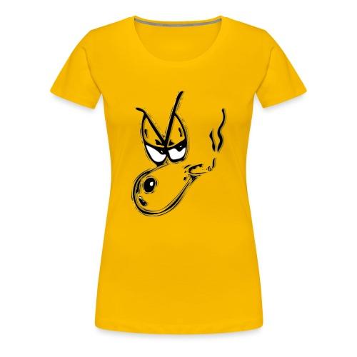 snoop - T-shirt Premium Femme