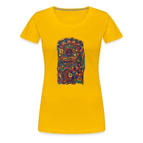 Artofsoul88 - Vrouwen Premium T-shirt