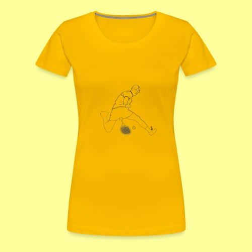 HOTDOG - Koszulka damska Premium