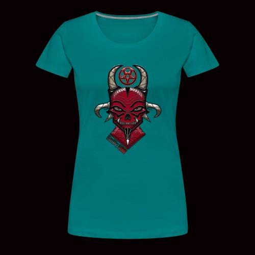 SoWeQDK Logo Kollektion ! - Dame premium T-shirt