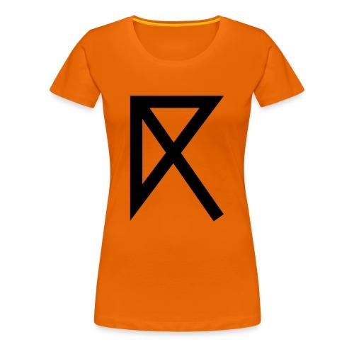 R - Women's Premium T-Shirt