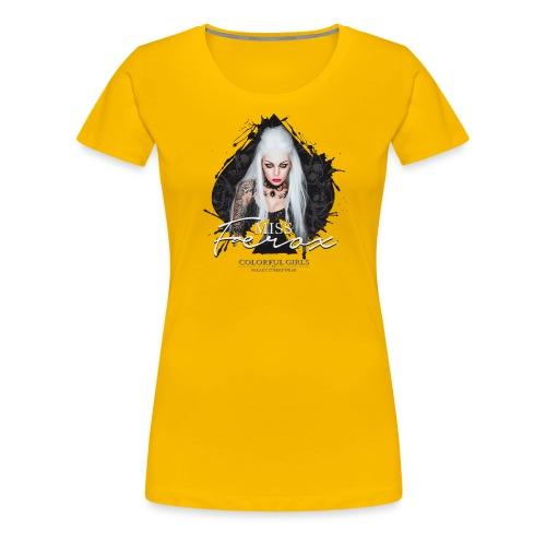 Miss Ferox - Frauen Premium T-Shirt
