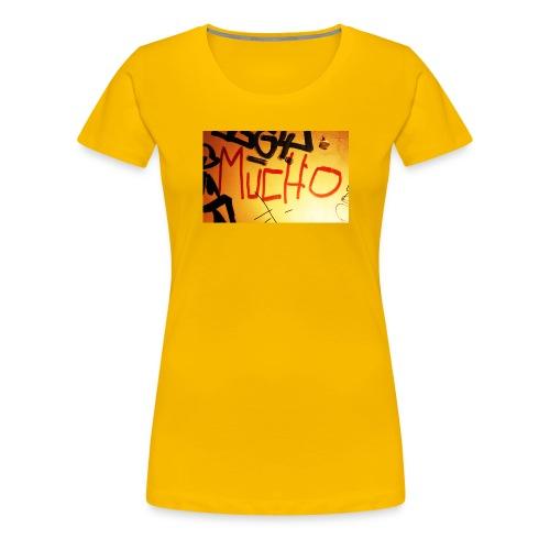Mucho - Frauen Premium T-Shirt