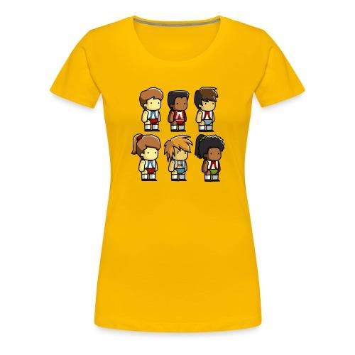 Limited Edition Childhood - Vrouwen Premium T-shirt