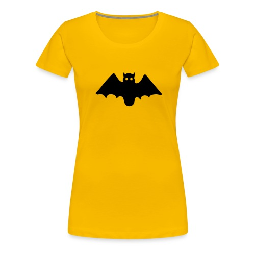 Fledermaus 1 - Frauen Premium T-Shirt