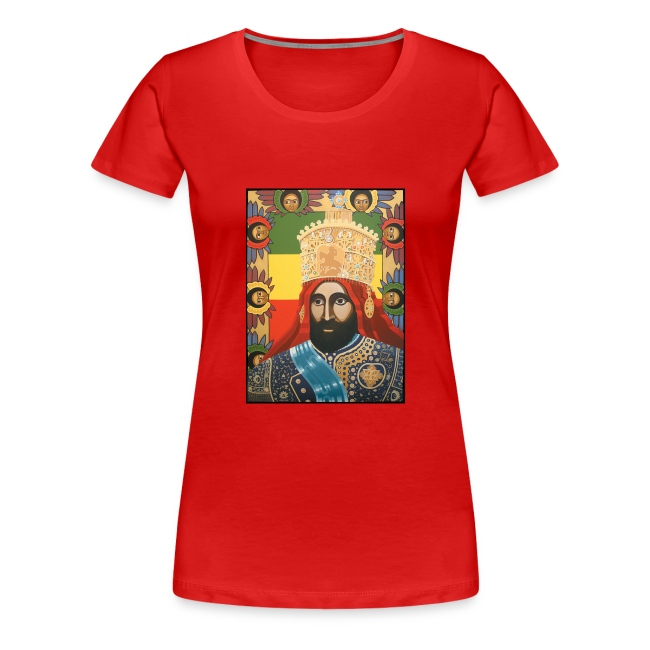 Haile Selassie Art