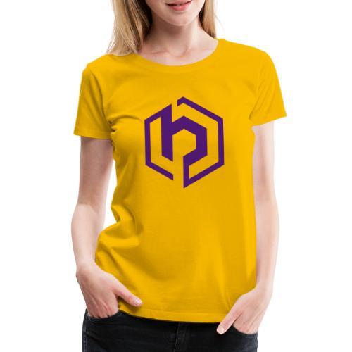 B-Design Futuristic - Women's Premium T-Shirt