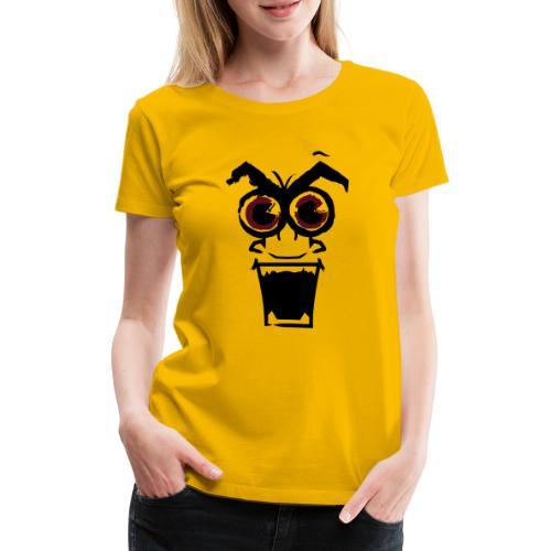 crazybob - T-shirt Premium Femme