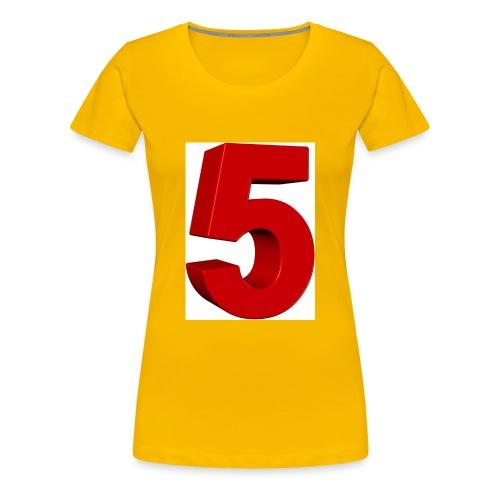 FB3C98F0 F4C5 4AB6 9FE6 FED14A1E22CE - Maglietta Premium da donna