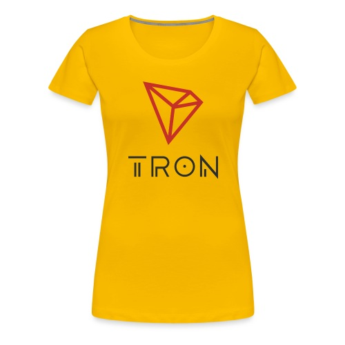 Tron Logo - Women's Premium T-Shirt