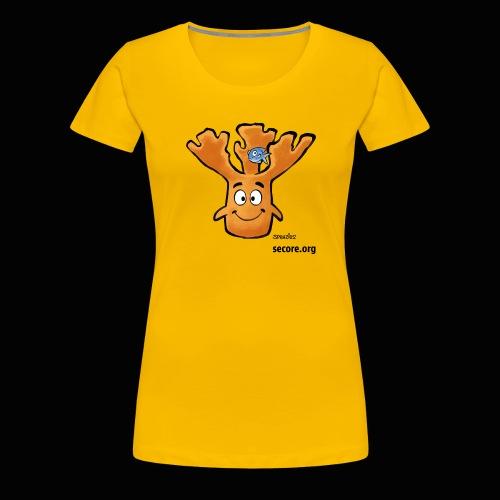 Al Moose - Women's Premium T-Shirt