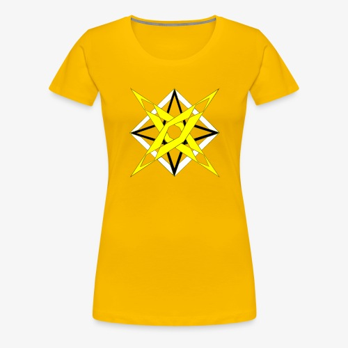 dessin 5 - T-shirt Premium Femme