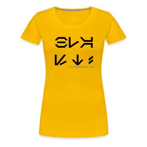 Blast ! - T-shirt Premium Femme