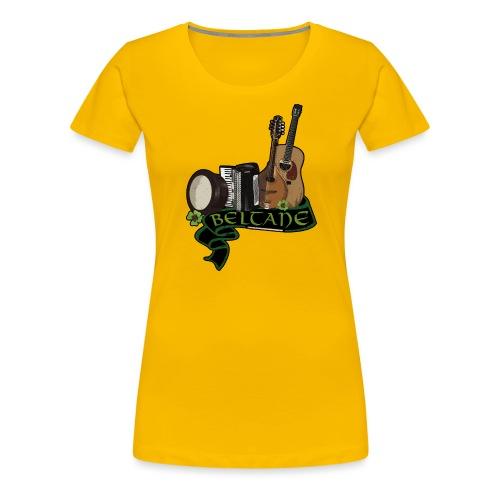 BELTANE / VOL1 B - Frauen Premium T-Shirt